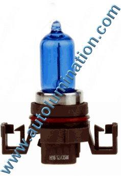 5202 H16 H16W 9009 PWY24W PSX24W PSY24W 2504 5201 5301 5202 8L8Z13N021A Led DRL Fog Light phillips #12181na 12181 8000k Clear Xenon Plasma Headlight Bulb