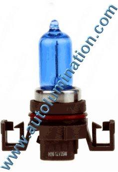 5202 H16 H16W 9009 PWY24W PSX24W PSY24W 2504 5201 5301 5202 8L8Z13N021A Led DRL Fog Light phillips #12181na 12181 6000k Super White Xenon Plasma Headlight Bulb