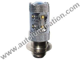 H6M PX15d P15D25-1 50 Watt Led Bulb