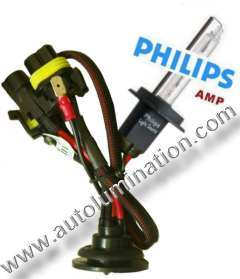 50 Watt Phillips HID Bulb