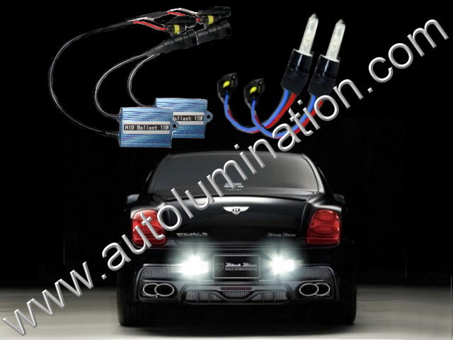 HID Reverse Light Kit