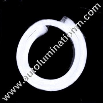 Flexible Neon LED EL Wire Tubing Warm White