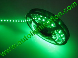1 Meter 5050 IP65 IP68 Led Strip Green 60Leds/M