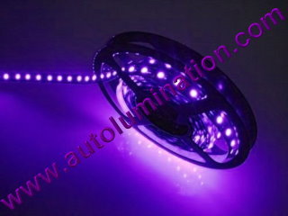 1 Meter 5050 IP65 IP68 Led Strip Purple 60Leds/M