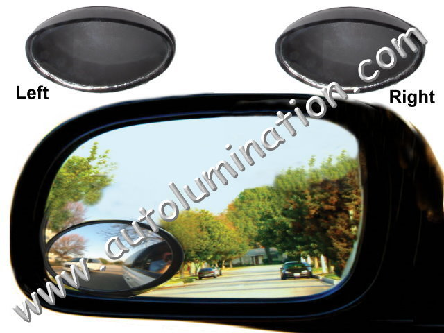 Blind Spot Mirrors Stick On