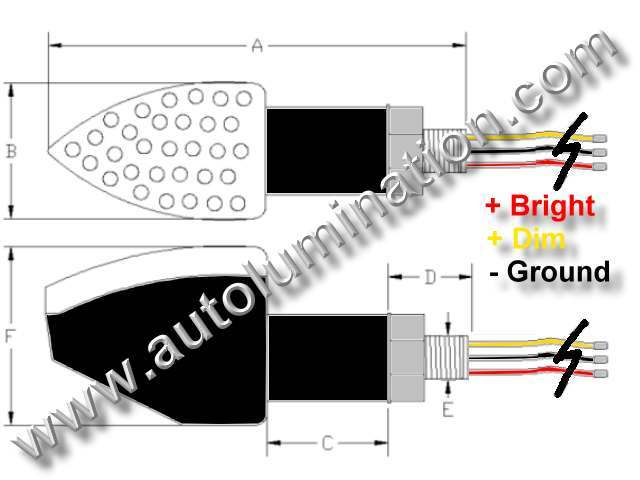 motorcycle_indicator_dims_wm turn signal indicator lights motorcycle led autolumination motorcycle led headlight wiring diagram at bakdesigns.co