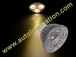 9 Watt Cree Led MR16 Spot Light Bulb
