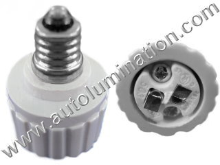 E10 to MR16 MR11  Light bulb Conversion Socket Adapter