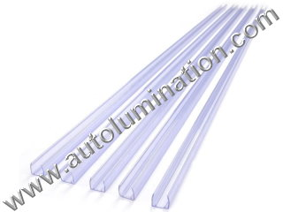 LED Neon Tubing Shrink Tube Plastic Channel 1 Meter