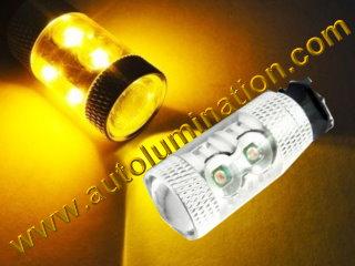 PW24W PW24WY 50 watt Cree Led DRL Turn Singnal Error Free Canbus BMW Bulb E70, E71, E83, E89, E90, E92, LC1, F07, F10