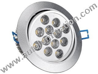Recessed Can Cabinet  Led 12w 12 watt  Light Bulb 6000K Cool White PAR 38 Flood