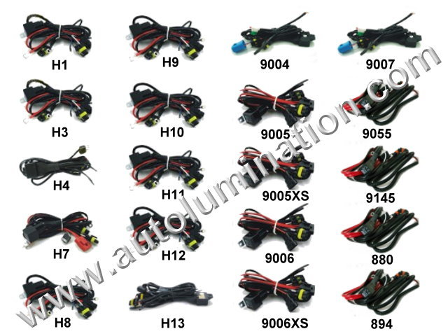 relay_harnesses_wm 24 volt hid conversion kits, hid relay harnesses xenon lights Wiring Harness Connector Plugs at cos-gaming.co