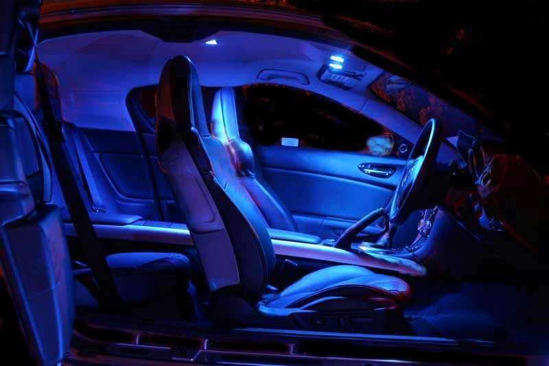 Blue Car Interior Neon Lights 2017 2018 Best Cars Reviews
