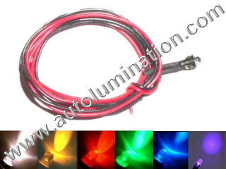Snake Light Led 3mm Bezel