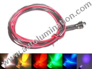 Snake Light Led 5mm Bezel