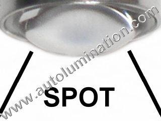Spot Lens Led 5 watt cree Tail Light Bulb