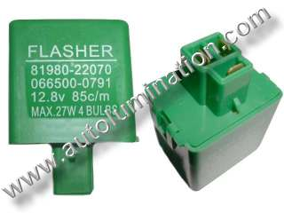 Toyota Led Flasher
