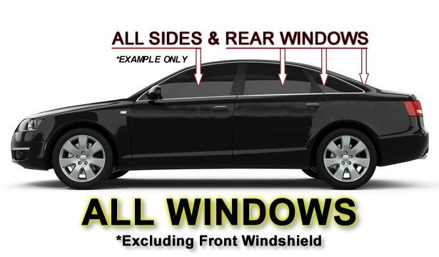 Pre Cut Window Film Tinting