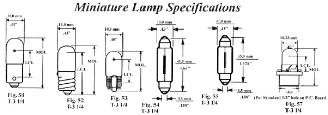 Light Bulb 194: ... seems to imply that 194 has a longer life and slightly higher current  draw (0.27 vs 0.24, so it is brighter as well I suppose), but is that it?,Lighting