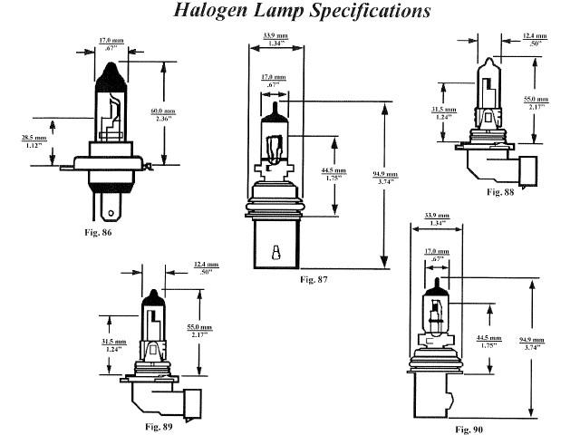 automotive bay15d 1157 bayonet oem visual bulb