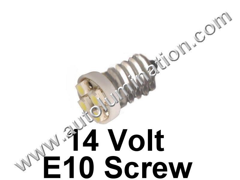 1449 G3-1/2 E10 14V 4Star Led Bulb