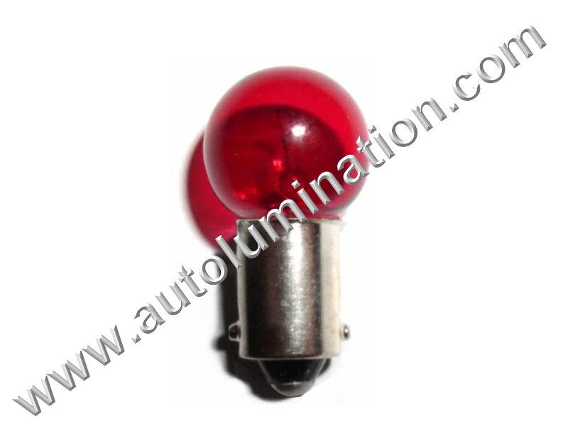 257 G4-1/2 Ba9s 14V Dyed Glass Incandescent Bulb