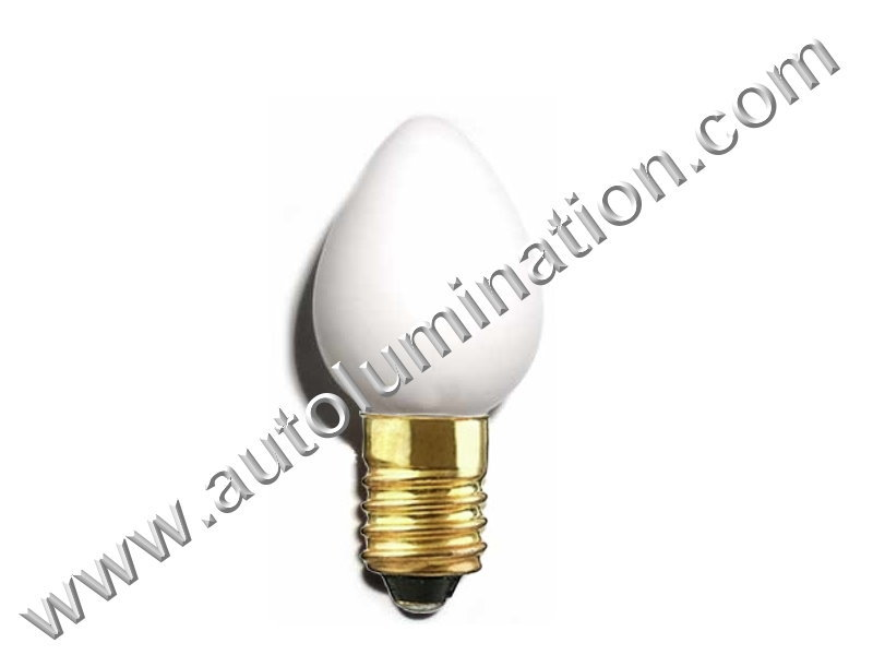 Lionel 1442 C6 E10 18V Street Lamp Light Post Incandescent Bulb White
