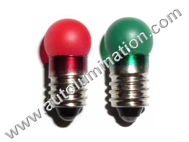 Lionel 2447 G3-1/2 E10 24V Incandescent Bulb