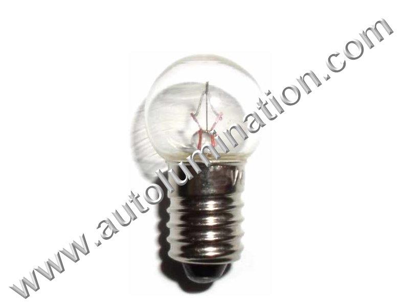 Lionel 461 G4-1/2 E10 14V Incandescent Bulb