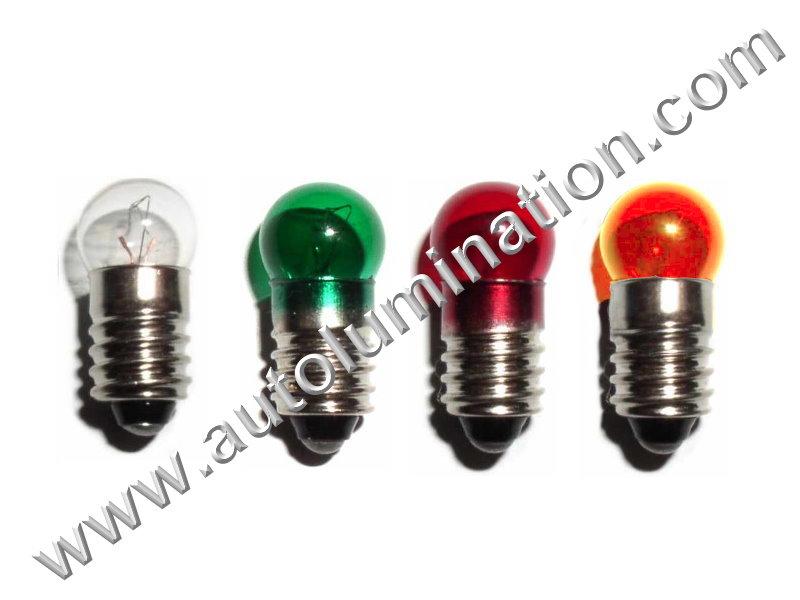 Lionel 50 G3-1/2 E10 7V Incandescent Bulb