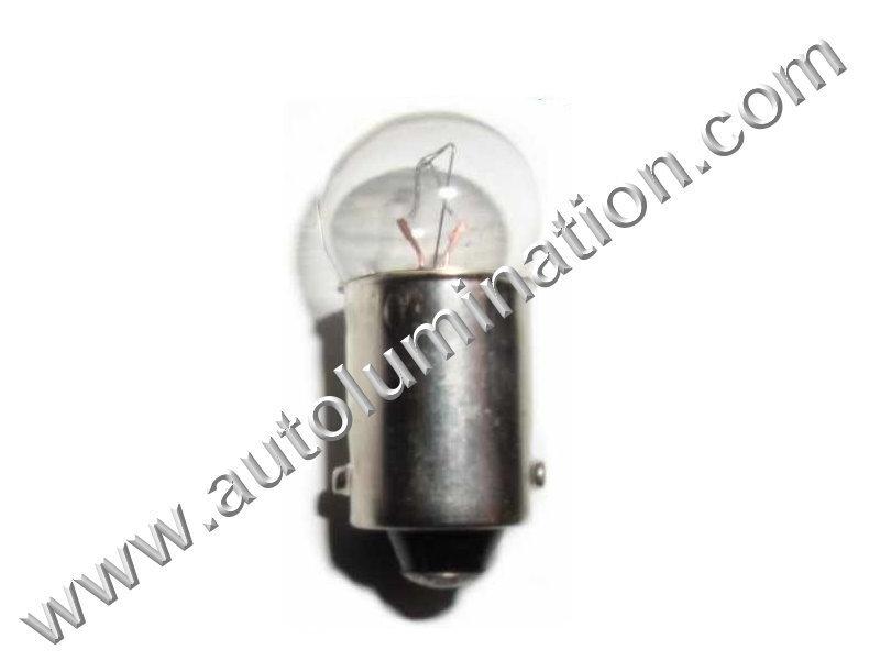 Lionel 51 G3-1/2 Ba9s 7V Incandescent Bulb