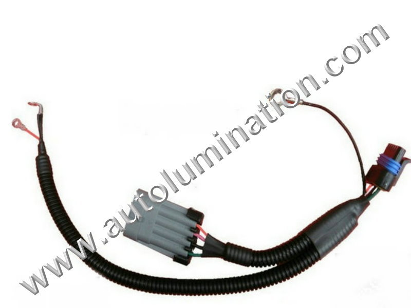 Fuel Pump PMD FSD Solonoid Driver Connectors & Harnesses