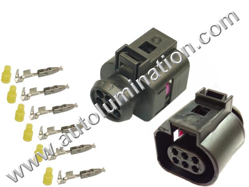 O2 Oxygen Sensor Connectors & Harnesses | Autolumination
