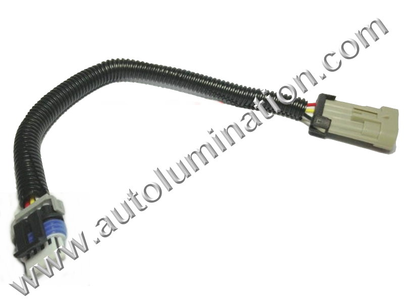 Gm lt optispark sensor connector harness