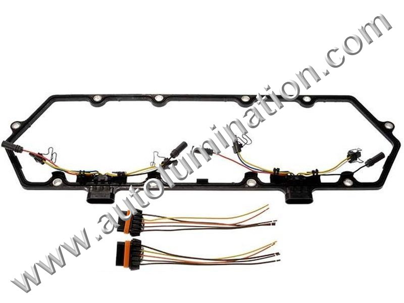 fuel injector connectors  u0026 harnesses