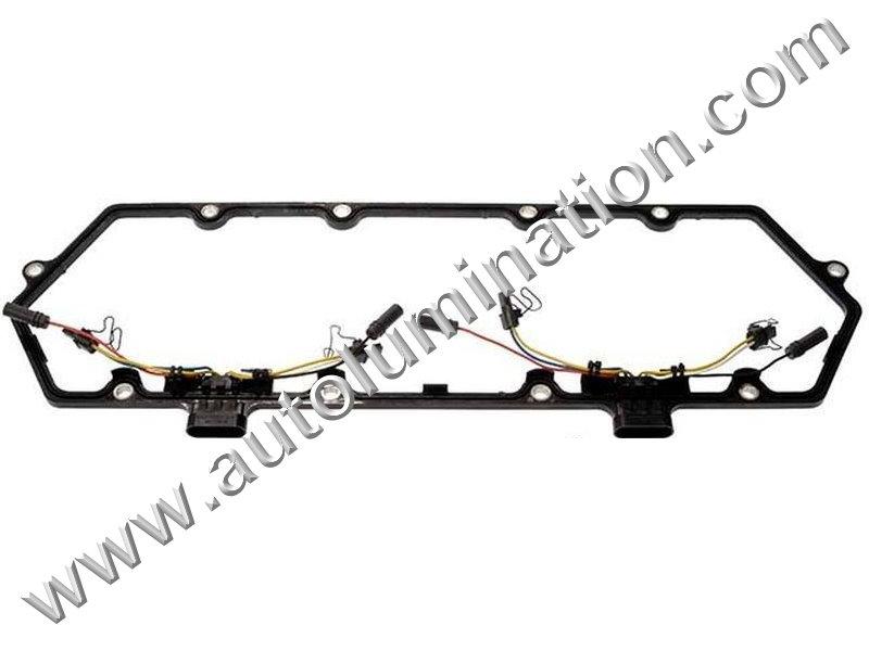 fuel injector connectors  u0026 harnesses