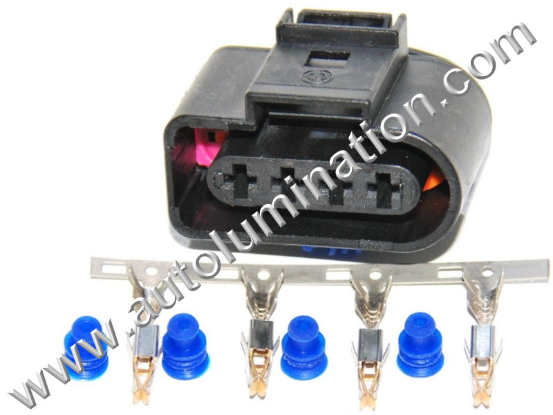 Ignition Coil Connectors & Harnesses | Autolumination on ford fusion ignition coil harness, audi a4 engine harness, jeep wrangler ignition coil harness, nissan altima ignition coil harness,