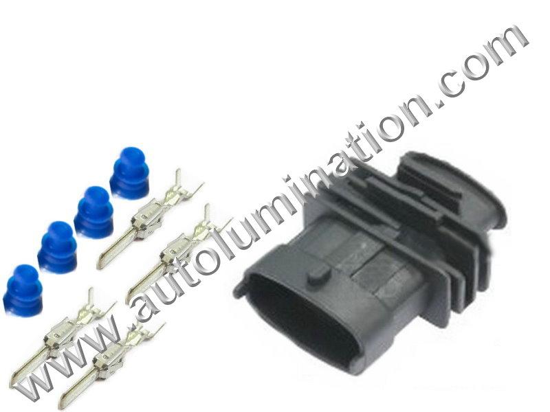 MAP Sensor Connectors & Harnesses | Autolumination