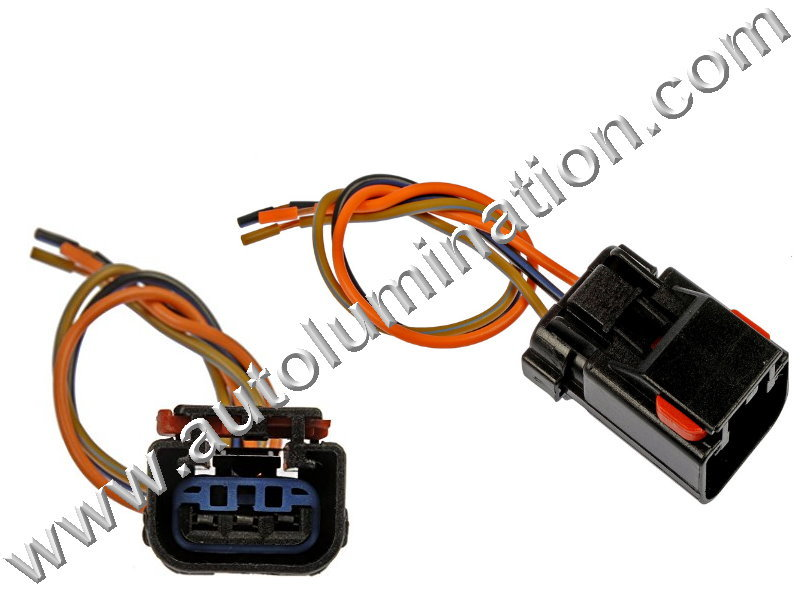 [GJFJ_338]  Ignition Coil Connectors & Harnesses | Autolumination | Dodge Coil Connector Wiring |  | LED Bulbs