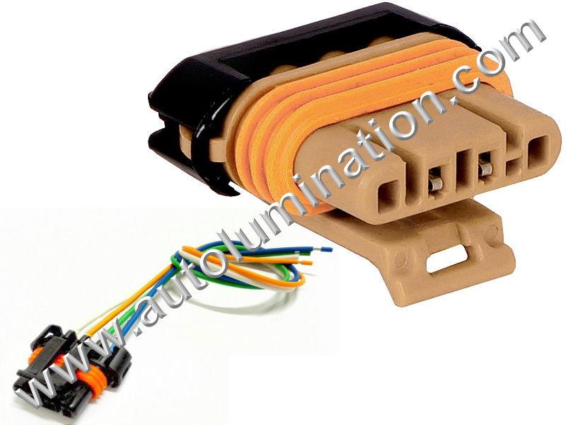 Alternator Connectors  U0026 Harnesses