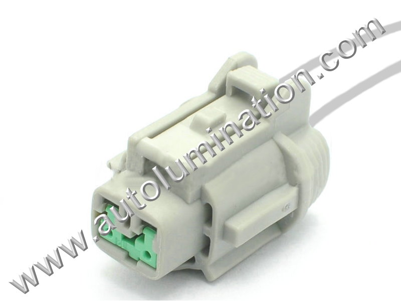 pigtail connector with wires,,ambient temp sensor,,,,infiniti, nissan