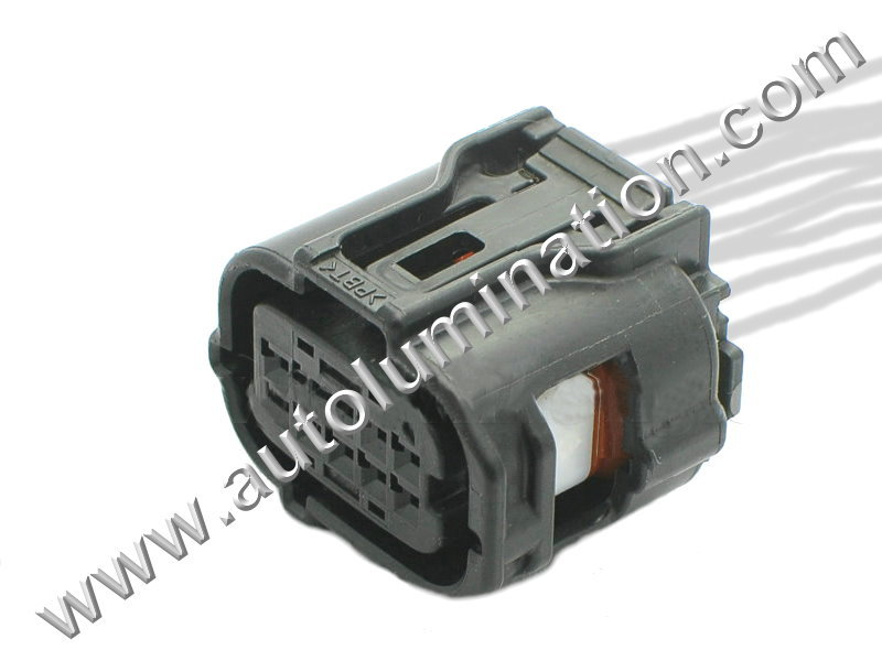 Pigtail Connector with Wires Y66A10 Blind Spot Collision Front Radar