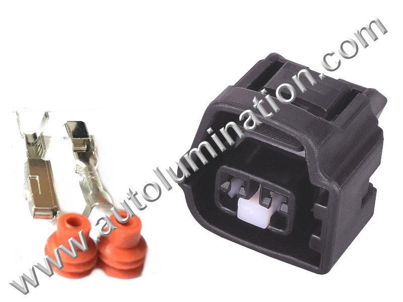 Connector Kit Ambient Temp Sensor Brake Fluid Level Warning Sensor