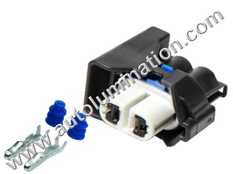 Automotive Connectors 2 Way Pin   Autolumination