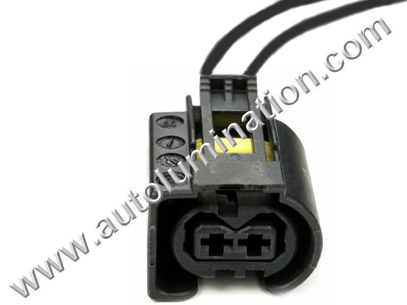 Fine Pigtail Connector With Wires Alternator Generator Parking Light Wiring Database Plangelartorg