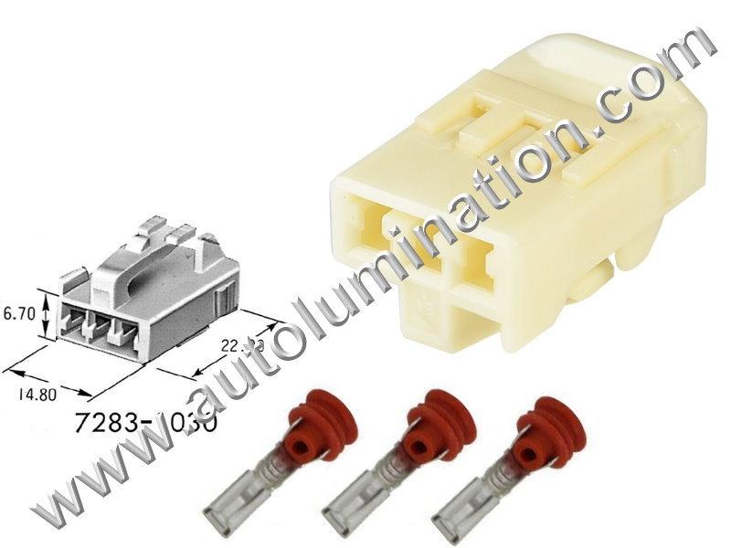 connector kit,,,,,,toyota, lexus, scion,b26c3