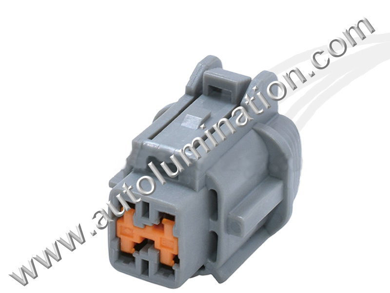 Pigtail Connector with Wires Cooling Fan Infiniti,Nissan,Subaru 6188