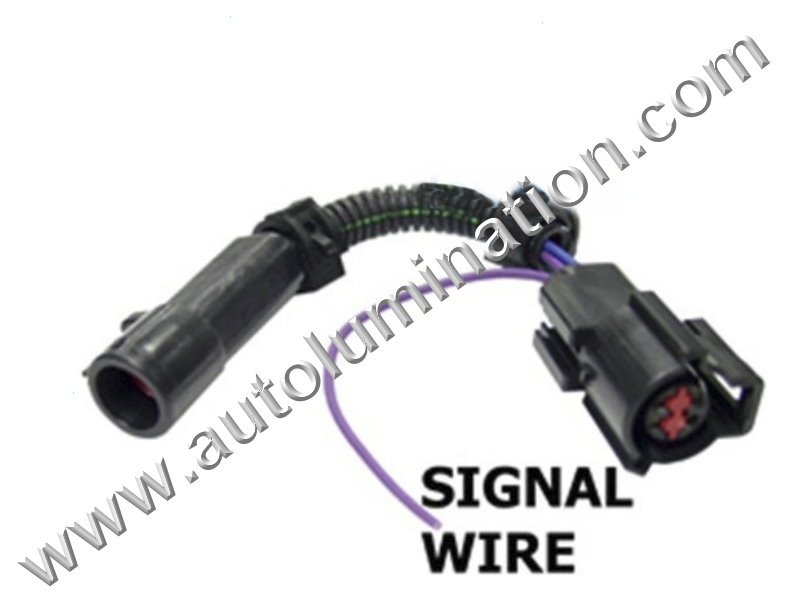 Af Airfuel Pigtail Tap Ford 3 Or 4 Wire O2oxygen Sensor Connector Rhautolumination: Ford Oxygen Sensor Harness At Gmaili.net
