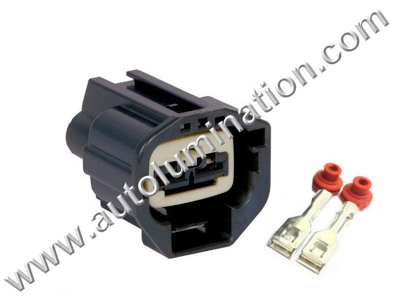 coolant fan radiator connectors  u0026 harnesses autolumination