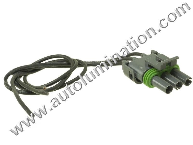 gm_12085507_duralast_lt1_ls1_tps_tpi_pigtail_connector_wm Universal Ls Wiring Harness on ls1 fuel rail, stock ls1 harness, ls1 swap harness, ls1 engine harness, ls1 fuel filter, ls1 fuel line, ls1 brakes, ls1 wheels, ls1 driveshaft, 2000 ls1 harness, ls1 power steering pump, ls1 oil cooler, ls1 pulley, custom ls1 harness, 68 camaro ls1 wire harness, ls1 carburetor, ls1 fuel pressure regulator, ls1 exhaust, ls1 ignition wire terminals,